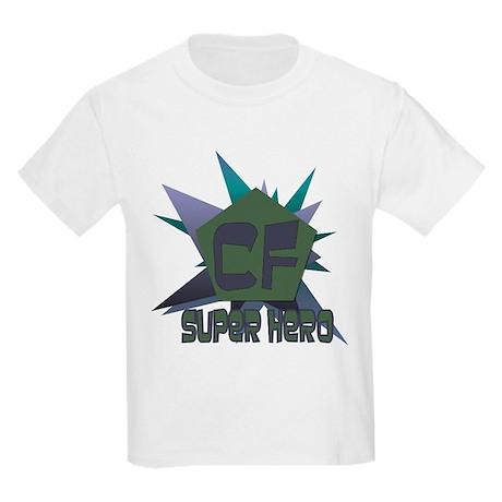 CF Super Hero Kids Light T-Shirt