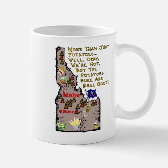 ID-We're More! Mug