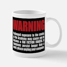 CLASSIC! Mug WARNING