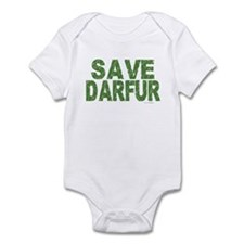 Save Darfur 1 Infant Bodysuit