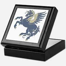 Unique Winged horse Keepsake Box