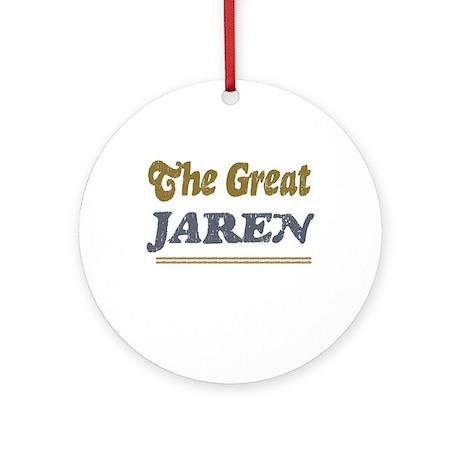 Jaren Ornament (Round)