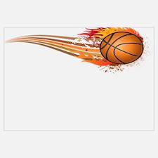 Cool Basketball Wall Art