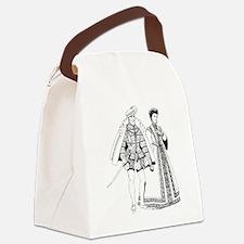 Cute Renaissance Canvas Lunch Bag