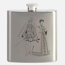 Cute Renaissance Flask