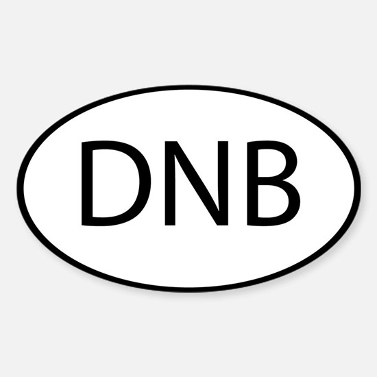 Drum n' Bass Nation Decal