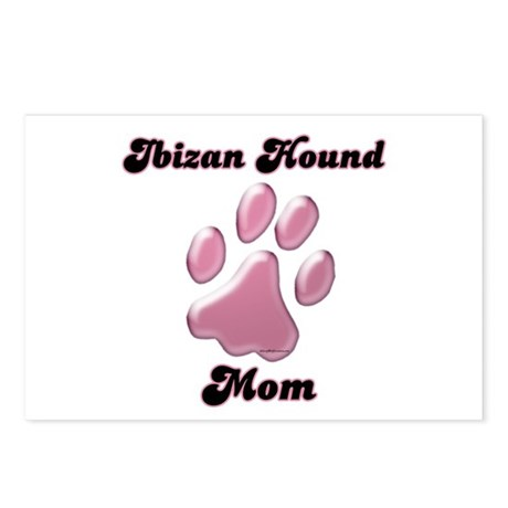 Ibizan Mom3 Postcards (Package of 8)
