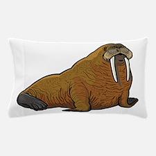 Unique Walrus Pillow Case
