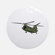 CH Forty Seven Chinook Round Ornament