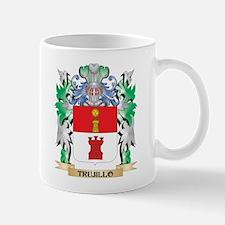 Trujillo Coat of Arms - Family Crest Mugs