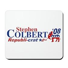 ::: Colbert - Republicrat ::: Mousepad