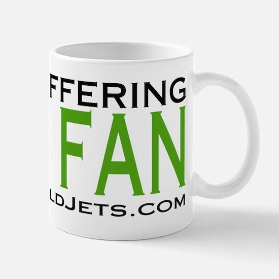 Long Suffering Jets Fan Mug