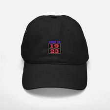 Born In 1923 Baseball Hat