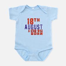 18 August A Star Was Born Infant Bodysuit