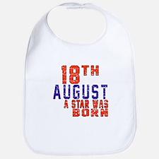 18 August A Star Was Born Bib