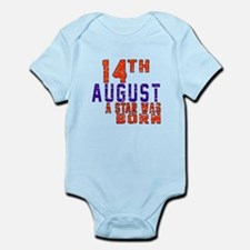 14 August A Star Was Born Infant Bodysuit
