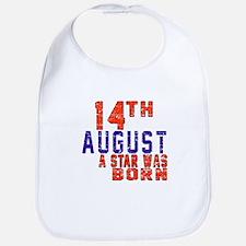 14 August A Star Was Born Bib