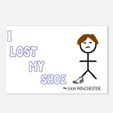 Sammy Lost His Shoe Postcards (Package of 8)