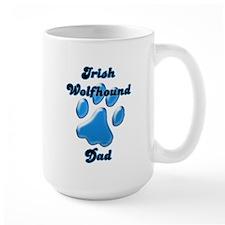 Wolfhound Dad3 Mug