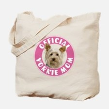 Official Yorkie Mom - Tote Bag