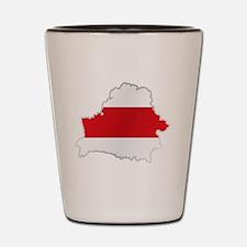 Cute Belarus Shot Glass