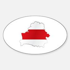 Cute Belarus Decal