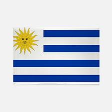 Uruguay Flag Magnets