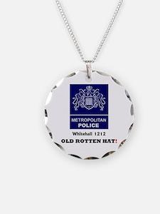 METROPOLITAN POLICE - OLD RO Necklace