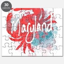 Maryland crab Puzzle