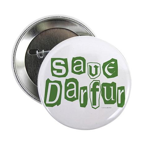 "Save Darfur 2 2.25"" Button (100 pack)"