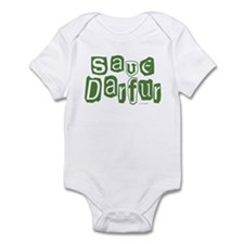 Save Darfur 2 Infant Bodysuit