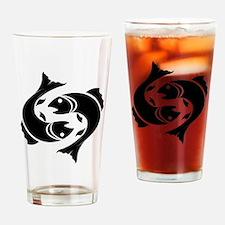 Cute Zodiac Drinking Glass