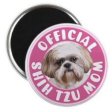 Shih Tzu Mom - Magnet