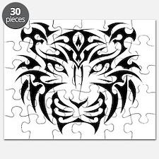 Cute Tiger Puzzle
