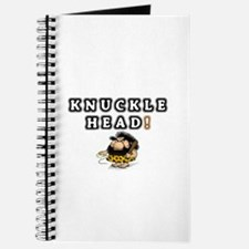 KNUCKLEHEAD! Journal