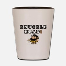 KNUCKLEHEAD! Shot Glass