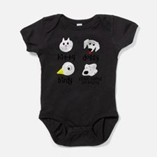 Unique Humourous Baby Bodysuit