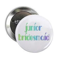 "Color Shades Jr. Bridesmaid 2.25"" Button"
