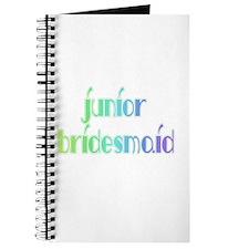 Color Shades Jr. Bridesmaid Journal