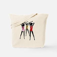 Funny Girls rule Tote Bag