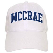 MCCRAE design (blue) Baseball Cap