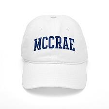 MCCRAE design (blue) Baseball Cap
