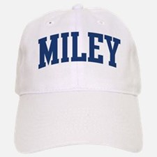 MILEY design (blue) Baseball Baseball Cap