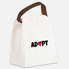 Adopt! Canvas Lunch Bag