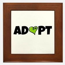 Adopt! Framed Tile