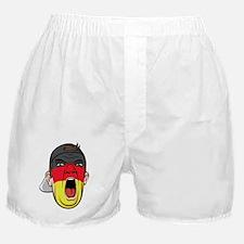 Unique German football fans Boxer Shorts