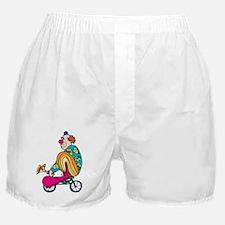 Unique Riding Boxer Shorts