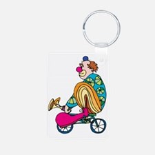 Unique Bicycling Keychains