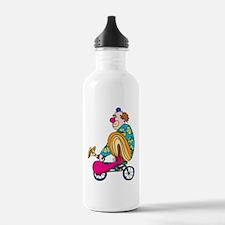 Unique Clown Water Bottle