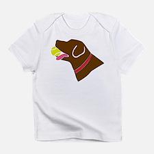 Unique Chocolate lab Infant T-Shirt